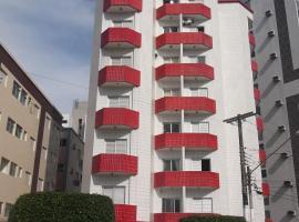 Apartamento Vila Tupi, Praia Grande