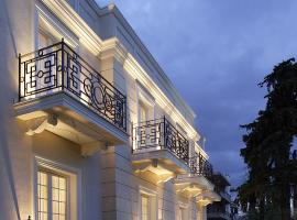 Theoxenia House Hotel, Atény
