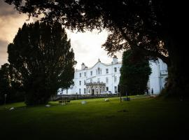 Court Colman Manor, Bridgend