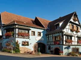 Hotel Restaurant Faller Emmebuckel, Itterswiller