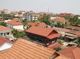 Adan World Hostel, Siemreabas