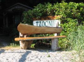 Tzoonie Outdoor Adventures, Sechelt