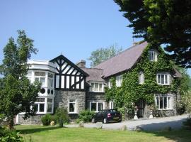 Gwern Borter Manor, Conwy