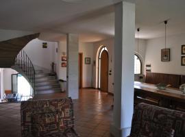 Villa i Castagni, Preggio