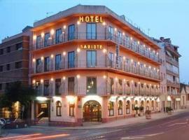 Hotel Sabiote, Pineda de Mar