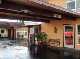 Fir Grove Motel, Reedsport