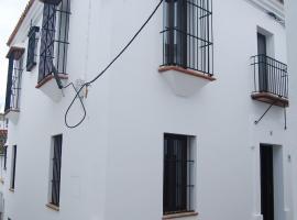 Casa Rural Santo Cristo, Constantina