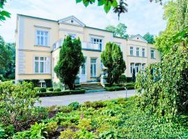 Gutshaus Landsdorf, Landsdorf
