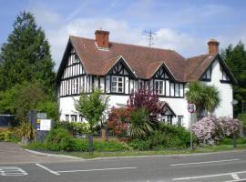 White Lodge, Cheltenham