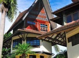 Sapadia Hotel and Cottage Parapat, Parapat