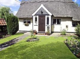 Levett Cottage, Dickleburgh