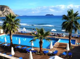 Crystal Beach Hotel, Kalamaki