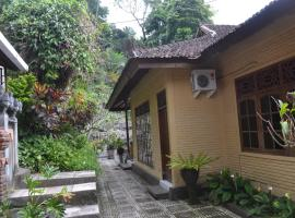 Villa Agung, Tirtagangga