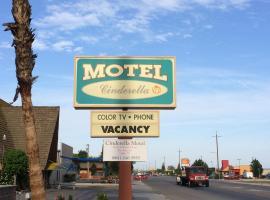 Cinderella Motel, Wasco