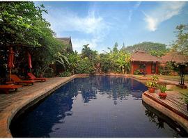Sawadeeka Garden Resort, Chiang Mai