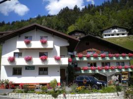 Hotel Garni Brigitte, Bürserberg