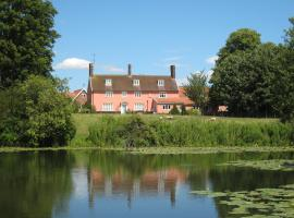 Colston Hall Farmhouse B&B, Framlingham