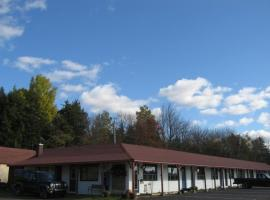 Sunrise Motel & Restaurant, Brookfield