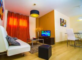 Apartamentos 16:9 Playa Suites, Almería