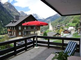 Appartement Gorgasser im Berghaus Glockner, Heiligenblut