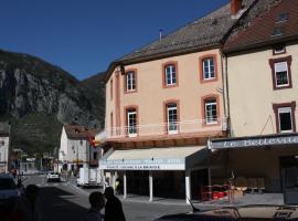 Hôtel Le Bellevue, Tarascon-sur-Ariège