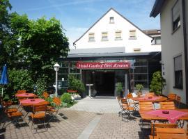 Hotel Drei Kronen, Burgkunstadt
