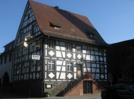 Gasthaus Sonne, Vörstetten