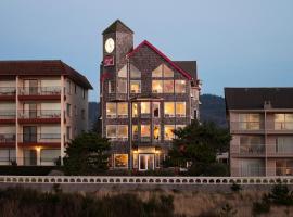 The Seaside Oceanfront Inn, Seaside
