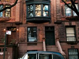 Jumel Terrace Bed & Breakfast, New York