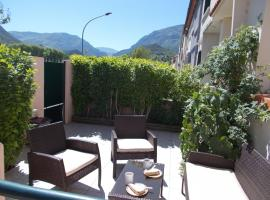 Quillian Town House, Quillan
