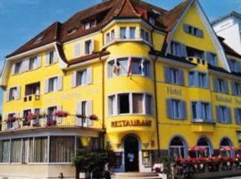 Hotel Restaurant Bahnhof Post, Kreuzlingen