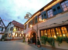 Hotel Dalberg, Sankt Martin