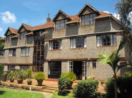 Kikuyu Lodge Hotel, Kikuyu