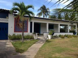 Areia Vermelha Beach House, Cabedelo