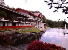 Hotel Bambito, Cerro Punta