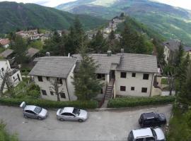 Appartamento Belvedere, Montecreto