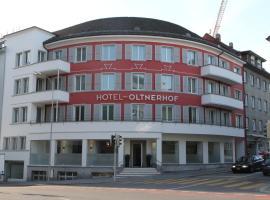 Hotel Oltnerhof, أولتن