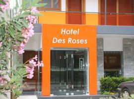 Hotel Des Roses, Атина