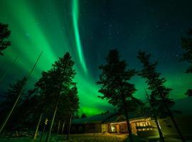 Wilderness Lodge Muotka, Saariselka