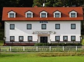 Hotel Am Schiffshebewerk, Niederfinow
