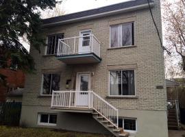 Maison tous Azimuts, Montreal