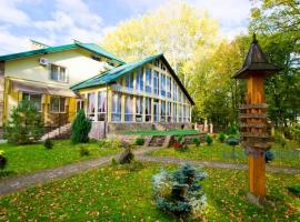 Morshynska Vezha Hotel, Morshin