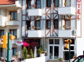 Armoni Hotel, Датча