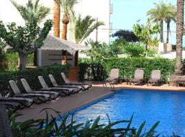 Hotel Los Robles, Gandie