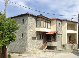 Ξενώνας Καλλιστώ, Καστανιά