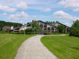 Seehotel Hintere Höhe, Münchberg