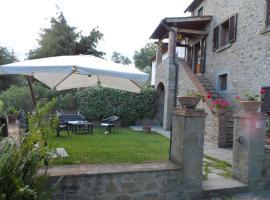 Casa Metella, Cortona