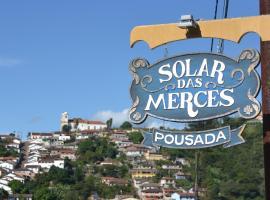 Solar das Mercês Pousada, Ouro Preto