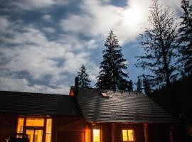 Crossline Lodge, Gheorgheni