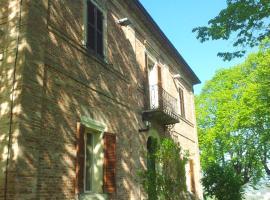 Villa Dei Tigli, Fabriano